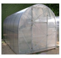 Arkinis polikarbonatinis surenkamas šiltnamis EKO 2X6