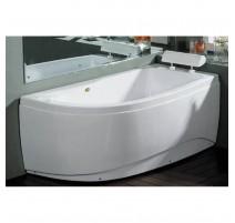 Akrilinė vonia B1680 dešininė 160cm empty 1600x800x620