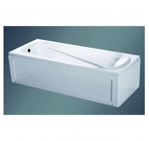 Akriline vonia Pearl-160 1600x700x520