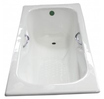 Ketine vonia su rankenom ir kojom 20010 1700x750x420