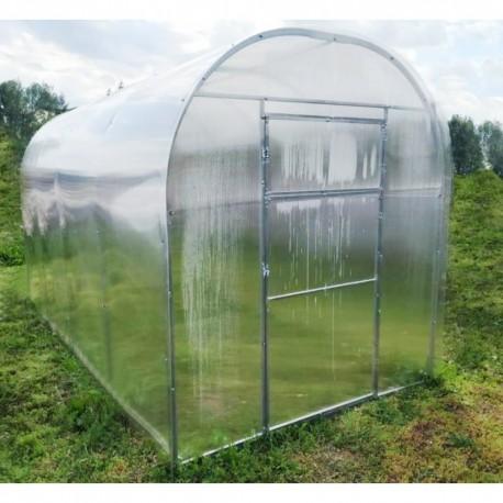 Šiltnamis ŪKIS A2.10X10 m surenkamas
